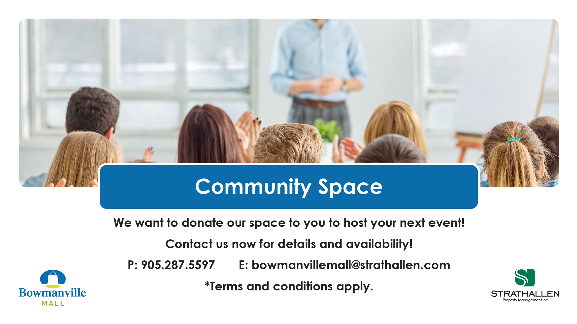 Community Space - Banners_Bowmanville copy 2